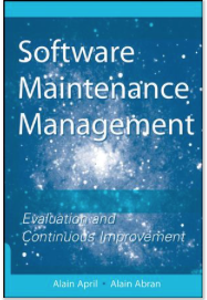 Software Maintenance Management book